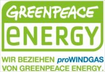 ökostrom von greenpeace-energy wird von Wiemann Immobilien empfohlen